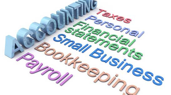 Accounting for personal and small businesses